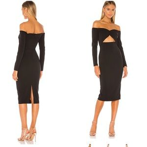 NWT Michael Costello x revolve dress